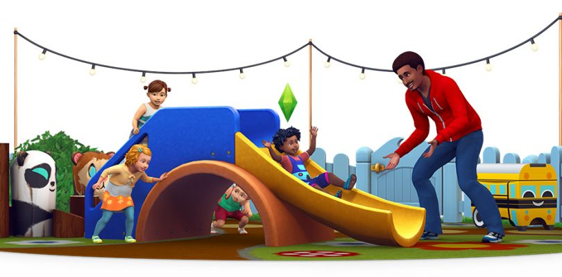 Review: The Sims 4: Toddler Stuff (PC)