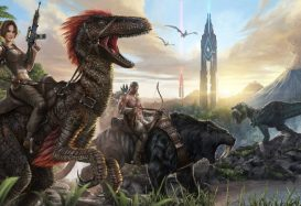 ARK: Survival Evolved can have cross-platform play, but Sony won't allow it