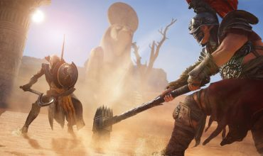 Politics and war are the name of the game in Assassin's Creed Origins