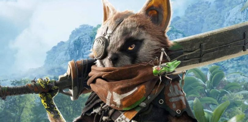 Here is a Biomutant combat trailer