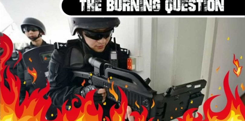 The Burning Question: Have you ever used hacking tools in a game?