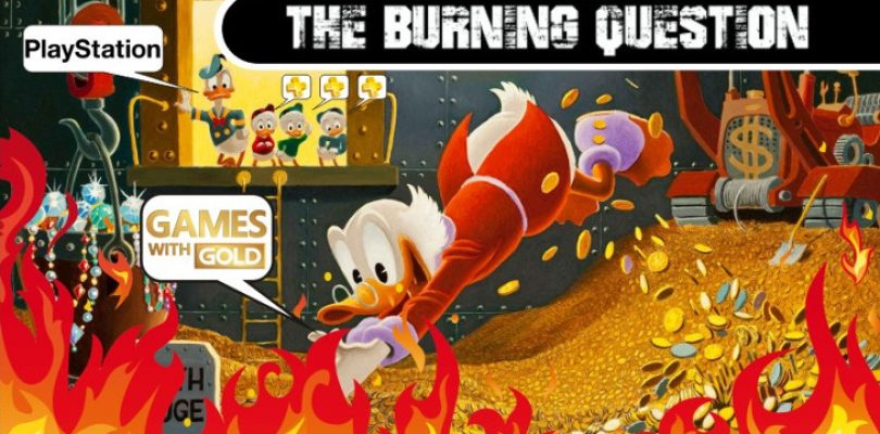 The Burning Question: How many of your 'free games' do you play?