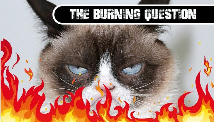 The Burning Question: What annoys you the most about gaming?