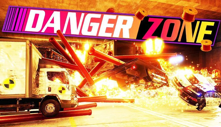 Danger Zone smashes its way to the Xbox One later this year
