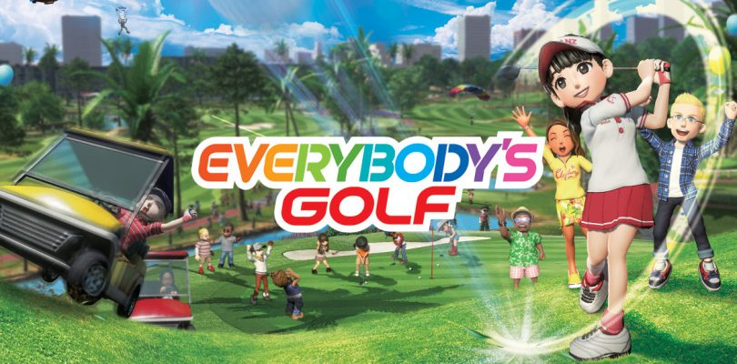Review: Everybody's Golf (PS4)