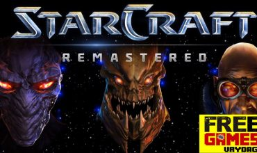 Free Games Vrydag: Starcraft Remastered (PC)