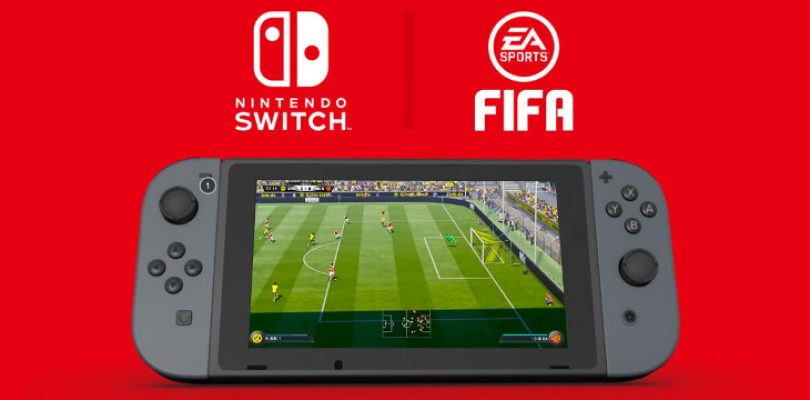 Future support from EA on Switch depends on FIFA sales