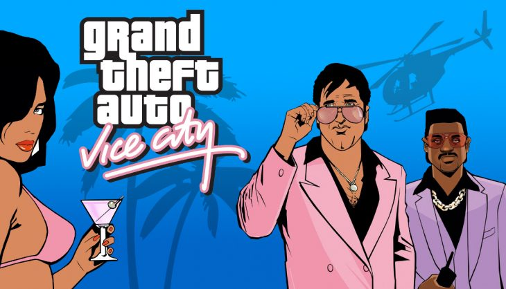Blast from the Past: Grand Theft Auto: Vice City (PS2)
