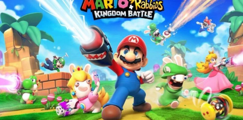 Hands on at Gamescom – Mario + Rabbids: Kingdom Battle (Nintendo Switch)