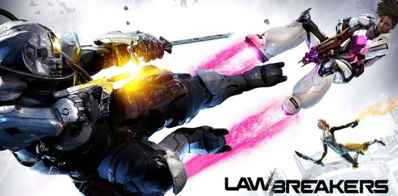 LawBreakers launch numbers are poor and can't keep up with Battleborn