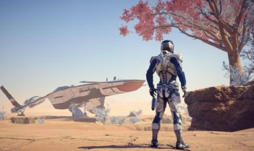 Mass Effect Andromeda now part of the EA Access library