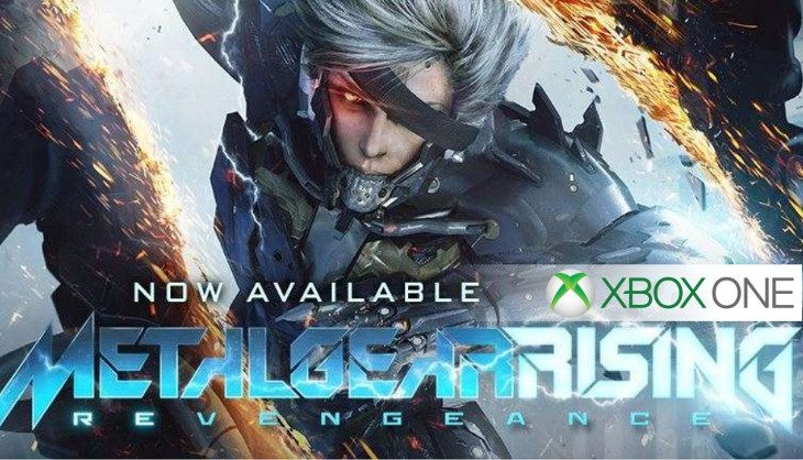 Metal Gear Rising is now backwards compatible on Xbox One