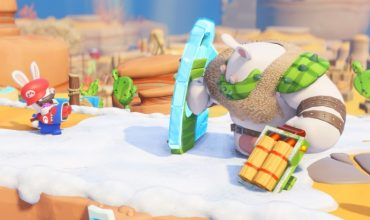 Hands-on: Mario + Rabbids Kingdom Battle