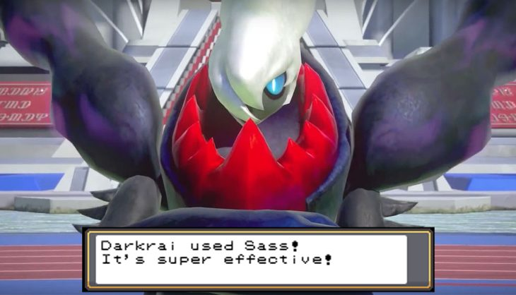 Video: The legendary Pokémon Darkrai tears up the battlefield in the Pokkén Tournament DX trailer