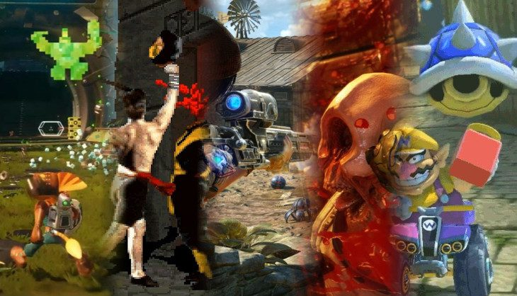 10 Satisfying moments in games