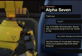 Subsurface Circular is a puzzle game where you collect words, not items