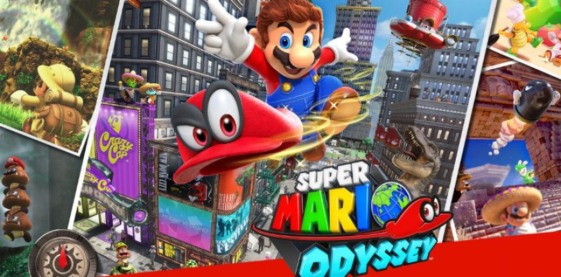 Hands-on at Gamescom: Super Mario Odyssey (Nintendo Switch)
