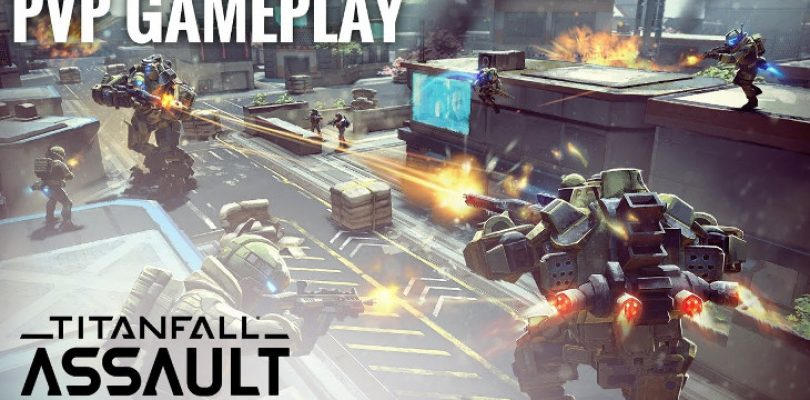 Titanfall: Assault is available on your mobile device right now