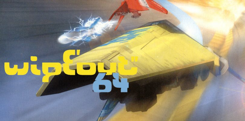 Blast from the Past: Wipeout 64 (Nintendo 64)