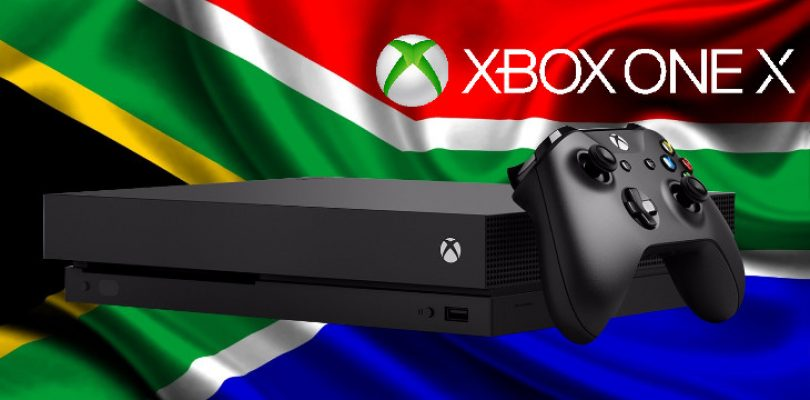 Xbox One X local release date unclear, and ZA cost removed from official site