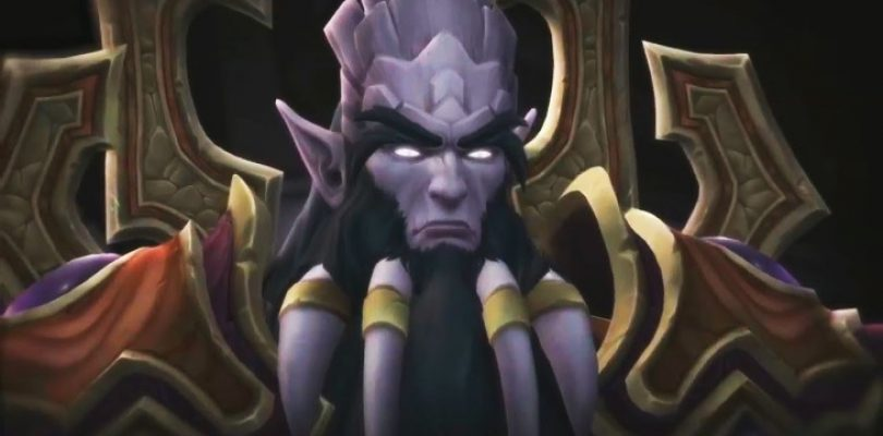 Get ready, World of Warcraft heads to Argus next week