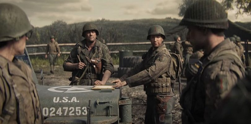 Video: Meet your brothers in arms in Call of Duty: WWII