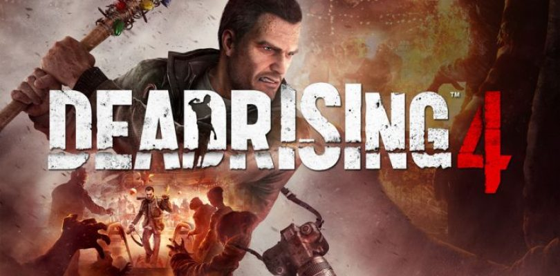 Dead Rising 4 is heading to PS4 , get ready to handle Frank's Big Package