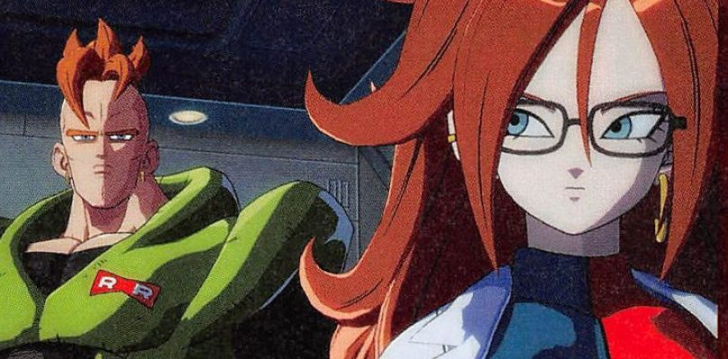 Dragon Ball FighterZ introduces Android 21