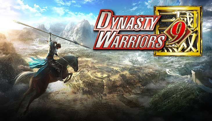 Take a gander at the list of characters for Dynasty Warriors 9