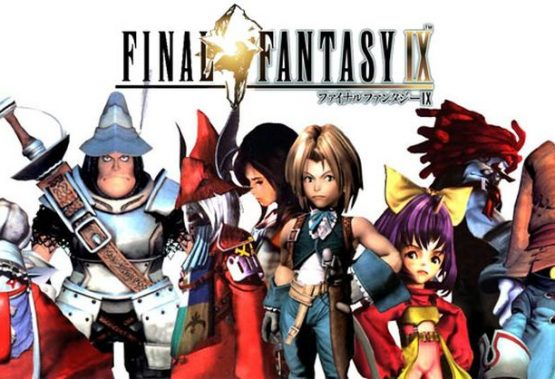 Final Fantasy IX is on PS4 right now