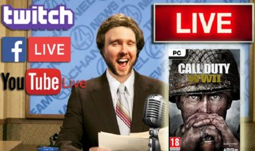 Live Stream: COD:WWII PC open beta and rAge ticket giveaway