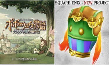 New mobile titles may be coming from Square Enix & Sega