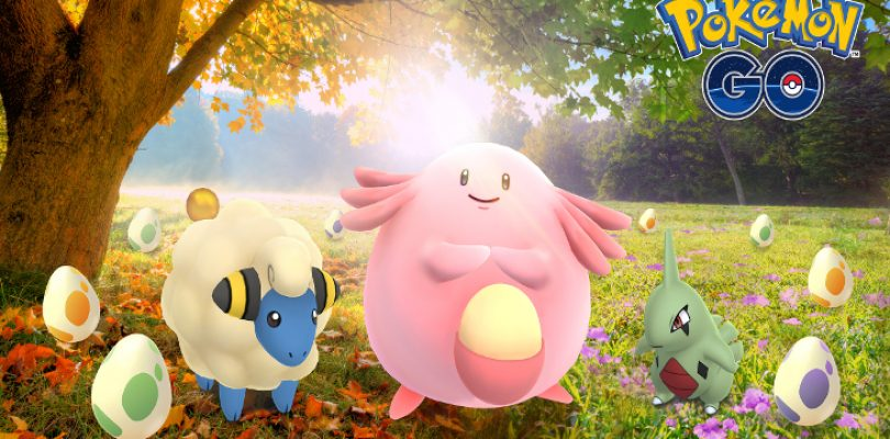 It's time to celebrate the equinox in Pokémon GO
