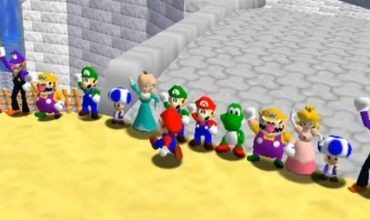 Mario 64 online mod targeted by copyright strikes