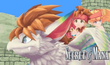 A first look at Secret of Mana remake's gameplay