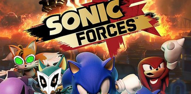 It's all about speed and customisation in this Sonic Forces launch trailer