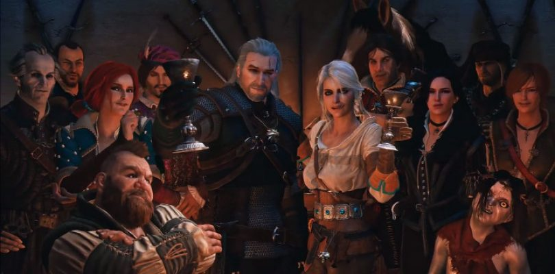 CD Projekt Red celebrates The Witcher's 10th anniversary