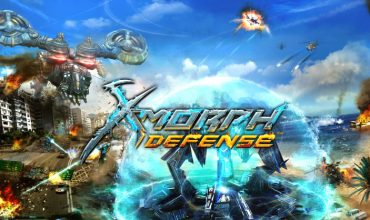 X-Morph: Defense combines top down shooter and tower defense