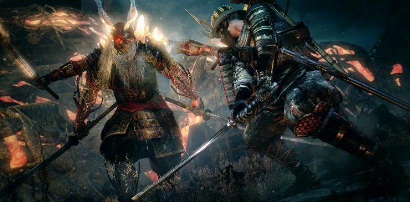 Nioh's final DLC to launch later this month