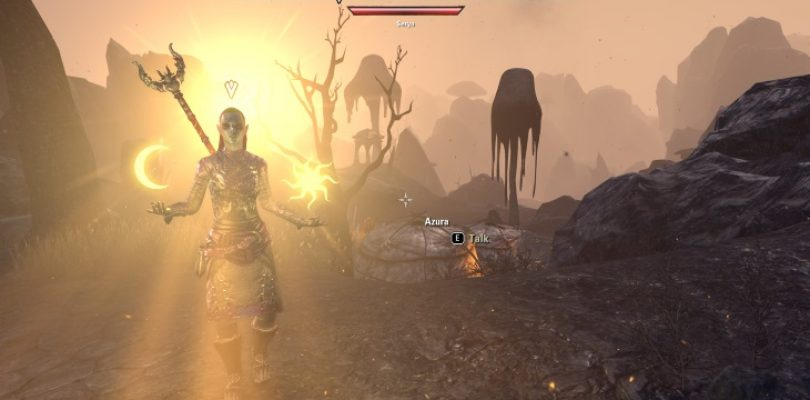 Returning to Elder Scrolls Online, a Morrowind story