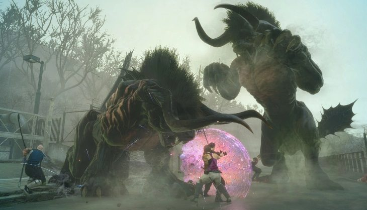 Final Fantasy XV's multiplayer expansion gets dated, prepare for road trips