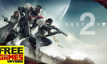 Free Games Vrydag: Destiny 2 (PS4)