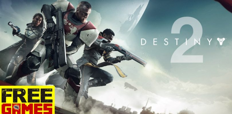 Free Games Vrydag winner met their Destiny
