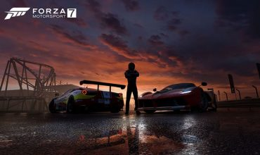 Forza Motorsport 7 has gone gold, demo out in under two weeks