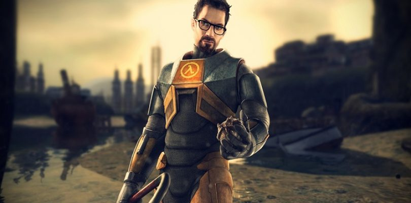 Video: Modders are re-creating Half-Life 2 within Half-Life