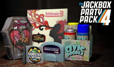 The Jackbox Party Pack 4 brings party game madness to almost everything in October