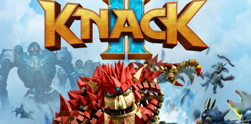 Review: Knack 2 (PS4 Pro)