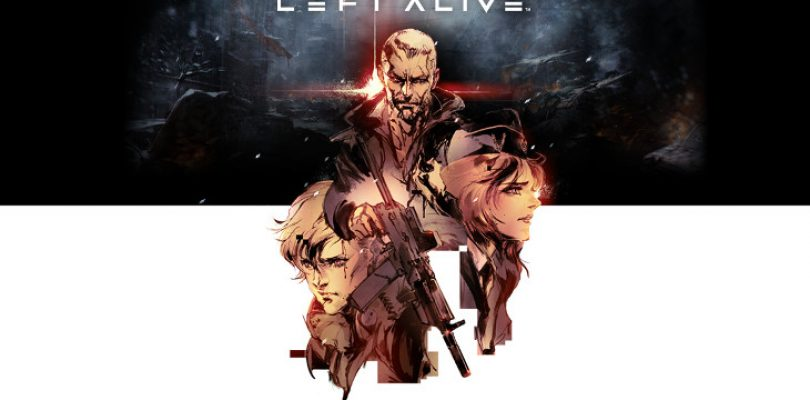 Another Left Alive gameplay video, another Metal Gear Solid vibe
