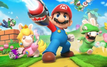 Review: Mario + Rabbids Kingdom Battle (Switch)