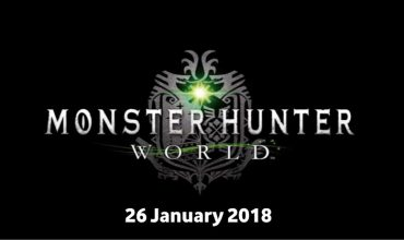 Monster Hunter World releases on 26 January 2018